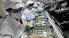 Tegenvallende productie China
