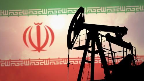 iran olie