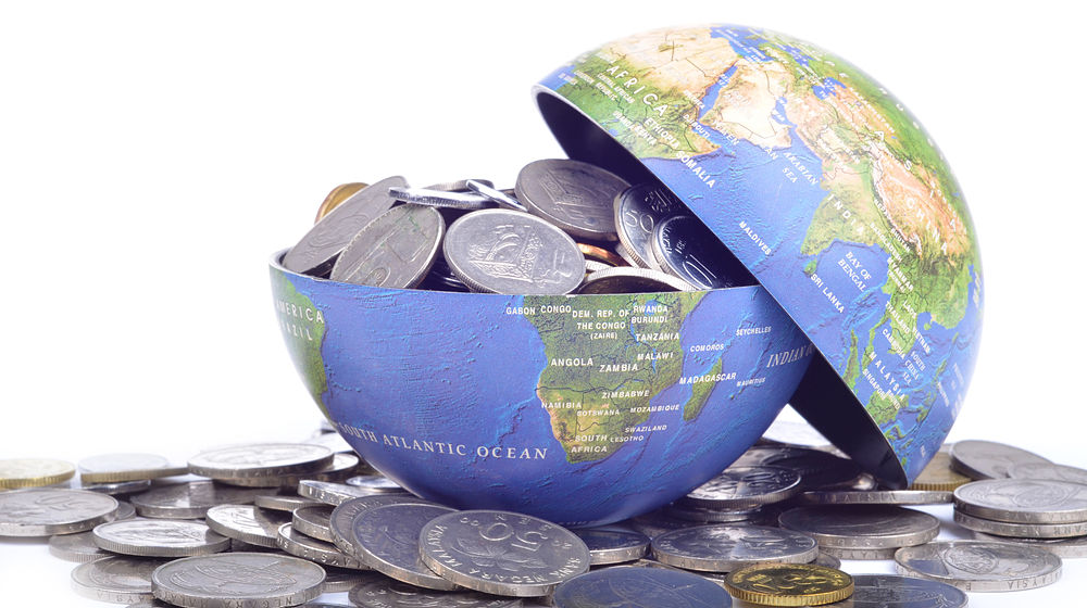 Minder wereldhandel - CashCow.nl Aandelen