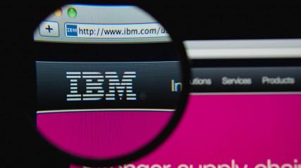 Winstwaarschuwing IBM