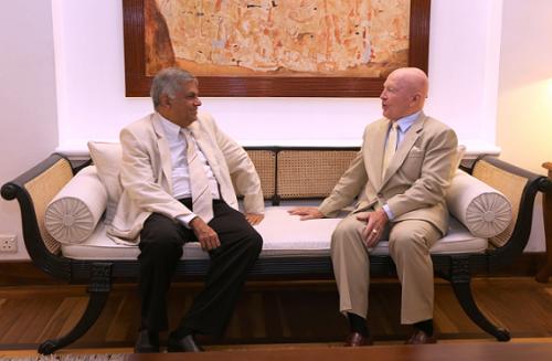 Reizen in Sri Lanka: politiek en beleggingsklimaat