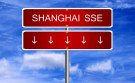 Shanghai hard onderuit