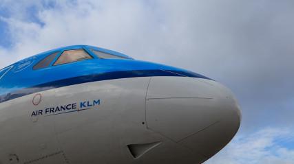 Eindelijk winst voor Air France-KLM