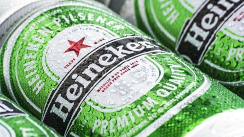 Heineken toe aan correctie