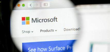 Microsoft is al 206% gestegen