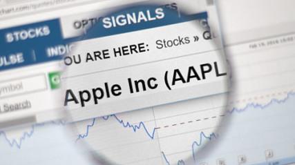 Koersstijging Apple nog maar net begonnen