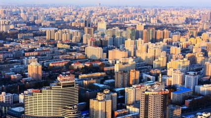 China Peking huizen