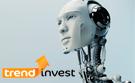 Trend Invest Robotica website