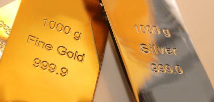 Prijs van goud kan stijgen. Bovengrens ligt op 1.280 dollar