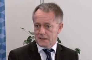 Peter Westaway (Vanguard): 'Het wordt minder'
