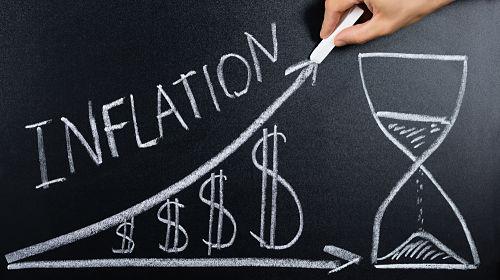 Wereld heeft geen last van een hogere inflatie VS