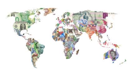 Onrust op valutamarkt