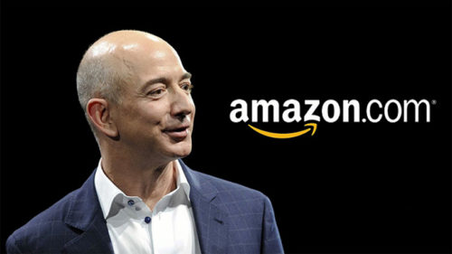 Groot, groter, Amazon