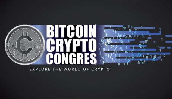1e Bitcoin Crypto Congres op 9 november in Amsterdam