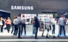 Samsung: foldable en snel weggooien