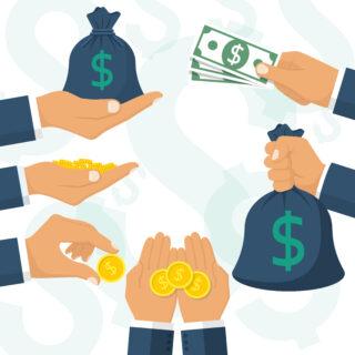 Kentering stijging lonen en productiviteit (DWS)