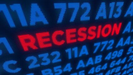 Recessie is het toverwoord