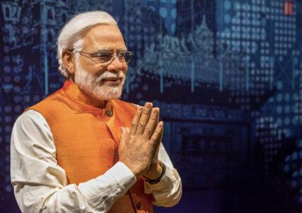 Modi wint verkiezingen India