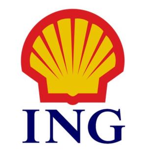 Beleggers kiezen voor ING en RD Shell
