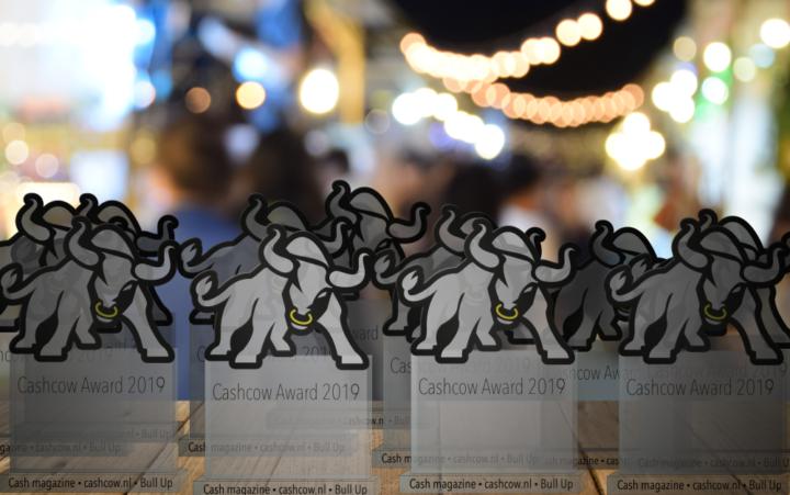 Genomineerden Cashcow Awards 2019 zijn bekend!