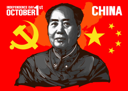 70 jaar China