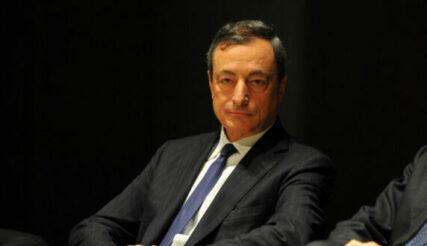 Exit Draghi met een waarschuwing en subtiele sneer naar Duitsland