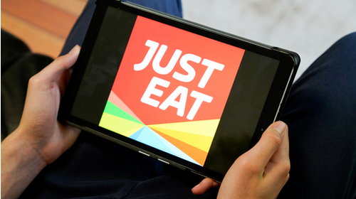 Just Eat Takeaway: Afblijven, totdat ....