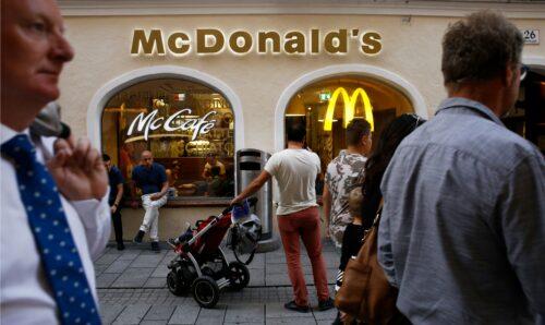 McDonald's: smakelijk vastgoed