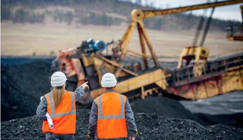 Metaal en mijnbouw CO2-smeerlappen