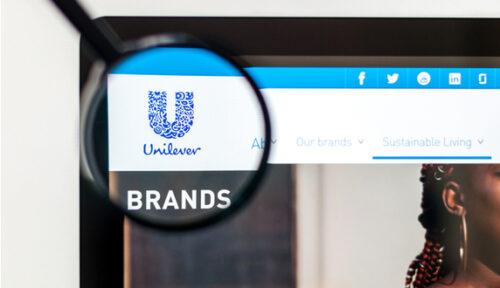 Unilever verrast