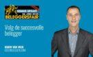 Video: Volg de succesvolle belegger