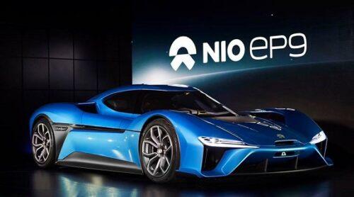 Chinese Nio scheurt Tesla voorbij