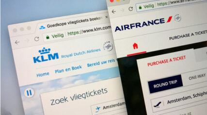 Air France-KLM alleen voor traders (schaamteloos)