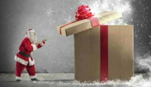 ECB geeft groot kerstcadeau weg