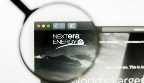 De zon schijnt voor NextEra Energy
