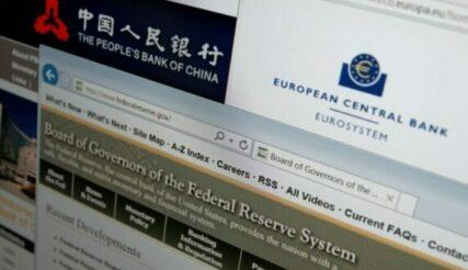 Een echte centrale bankenmaand is begonnen!