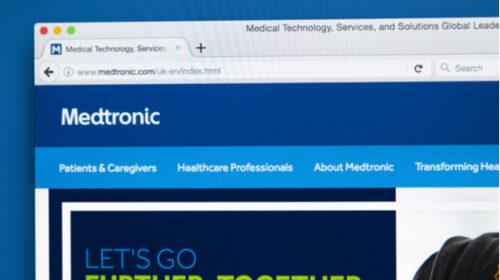 Medtronic een medische outperformer