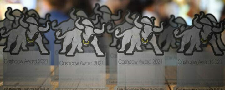 Genomineerden Cashcow Awards 2021