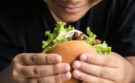 Hamburger van de toekomst