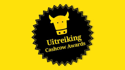 Cashcow Awards: De winnaars, hun reactie