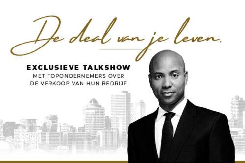 Online talkshow over bedrijfsoverdracht