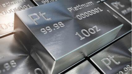 Platina duikt beneden de 1.000 dollar. Wat volgt?
